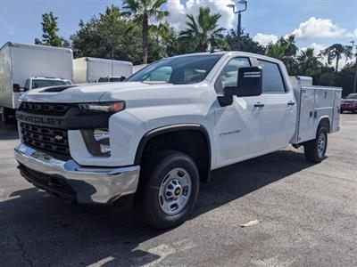 2020 Chevrolet Silverado 2500 Crew Cab RWD, Reading SL Service Body #LF197840 - photo 8