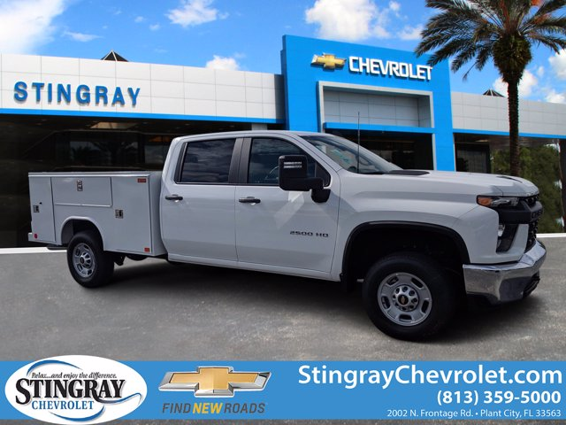 2020 Chevrolet Silverado 2500 Crew Cab 4x2, Reading Service Body #LF197846 - photo 1