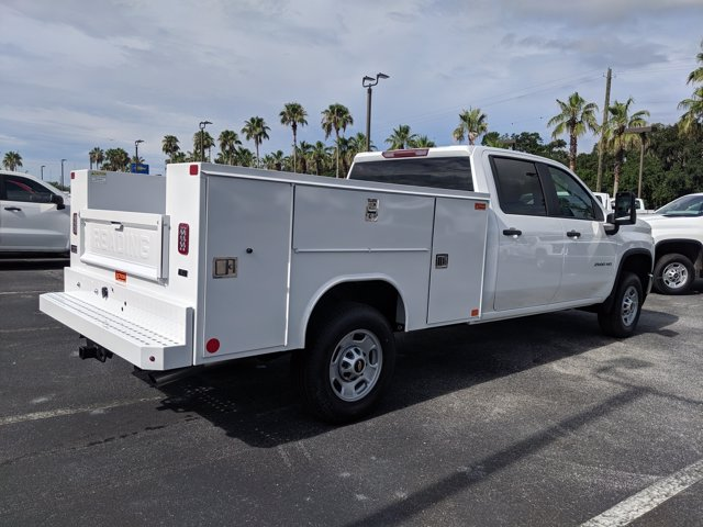 2020 Chevrolet Silverado 2500 Crew Cab RWD, Reading Service Body #LF197846 - photo 1