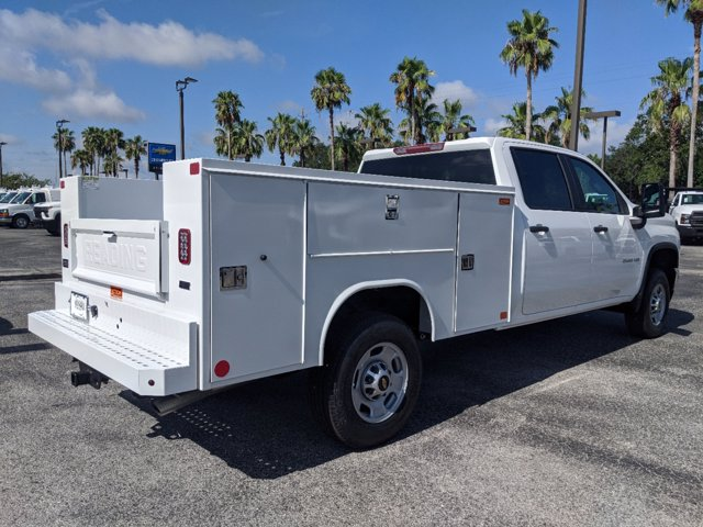 2020 Chevrolet Silverado 2500 Crew Cab 4x2, Reading Service Body #LF197862 - photo 1