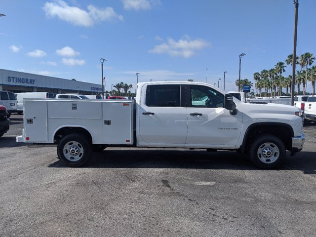 2020 Chevrolet Silverado 2500 Crew Cab RWD, Reading SL Service Body #LF197904 - photo 4
