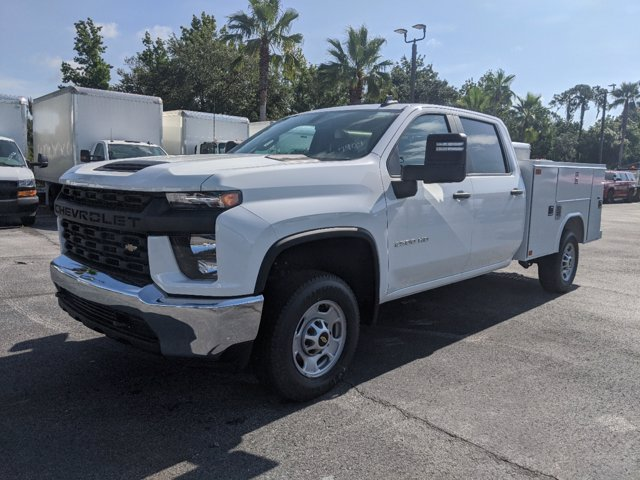 2020 Chevrolet Silverado 2500 Crew Cab RWD, Reading SL Service Body #LF197904 - photo 8