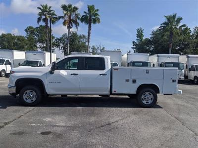 2020 Chevrolet Silverado 2500 Crew Cab RWD, Reading SL Service Body #LF197904 - photo 7