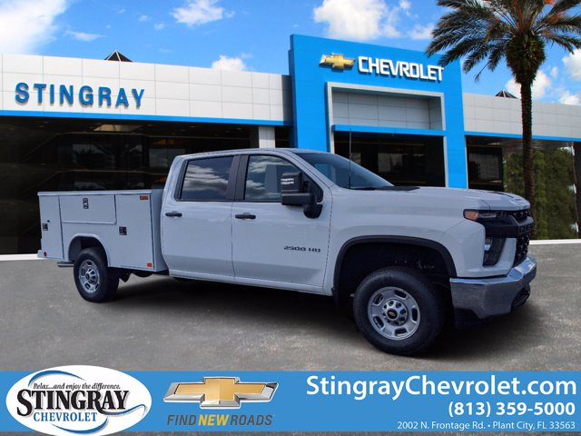 2020 Chevrolet Silverado 2500 Crew Cab RWD, Reading SL Service Body #LF198074 - photo 1