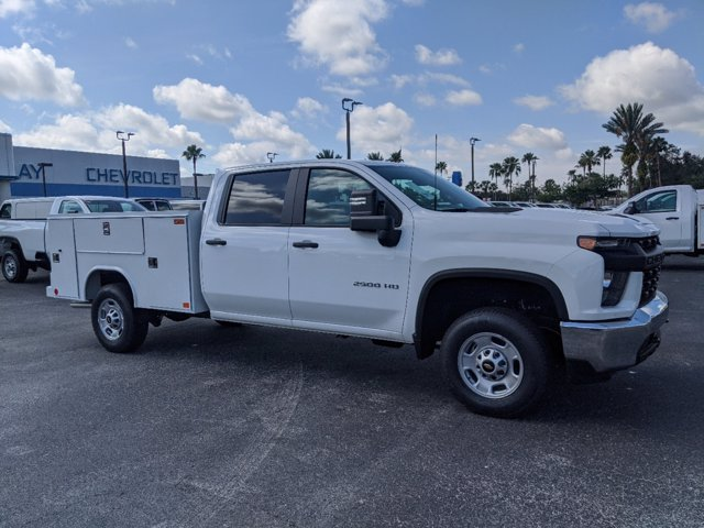 2020 Chevrolet Silverado 2500 Crew Cab RWD, Reading SL Service Body #LF198074 - photo 3