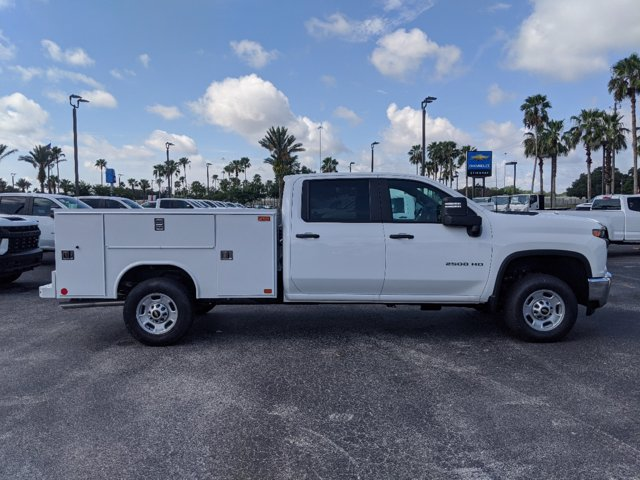 2020 Chevrolet Silverado 2500 Crew Cab RWD, Reading SL Service Body #LF198074 - photo 4