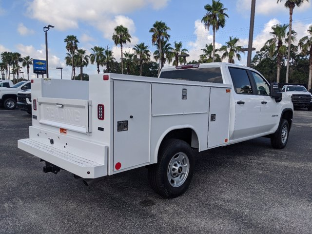 2020 Chevrolet Silverado 2500 Crew Cab RWD, Reading SL Service Body #LF198074 - photo 2