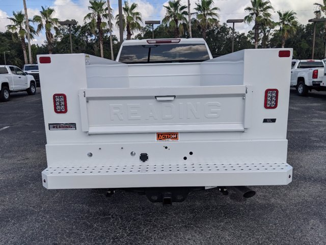 2020 Chevrolet Silverado 2500 Crew Cab RWD, Reading SL Service Body #LF198074 - photo 5