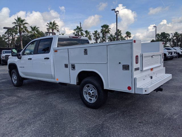 2020 Chevrolet Silverado 2500 Crew Cab RWD, Reading SL Service Body #LF198074 - photo 6