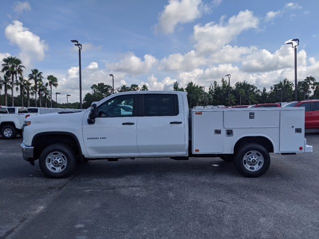 2020 Chevrolet Silverado 2500 Crew Cab RWD, Reading SL Service Body #LF198074 - photo 7
