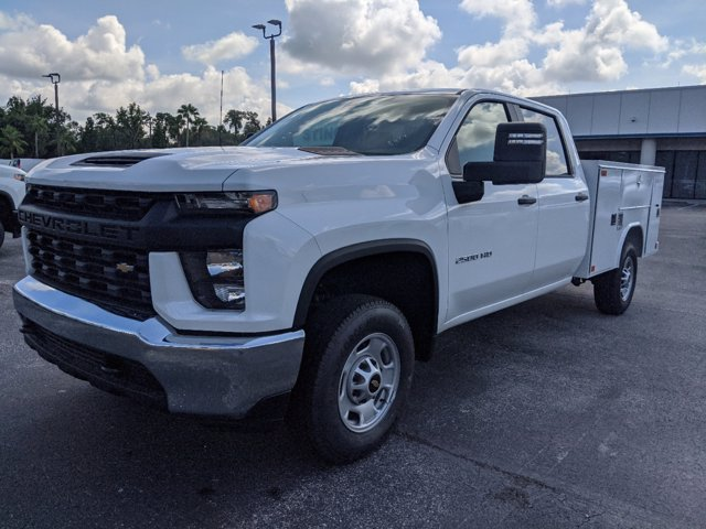 2020 Chevrolet Silverado 2500 Crew Cab RWD, Reading SL Service Body #LF198074 - photo 8
