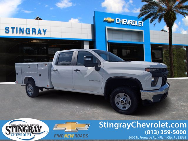 2020 Chevrolet Silverado 2500 Crew Cab RWD, Reading SL Service Body #LF198097 - photo 1