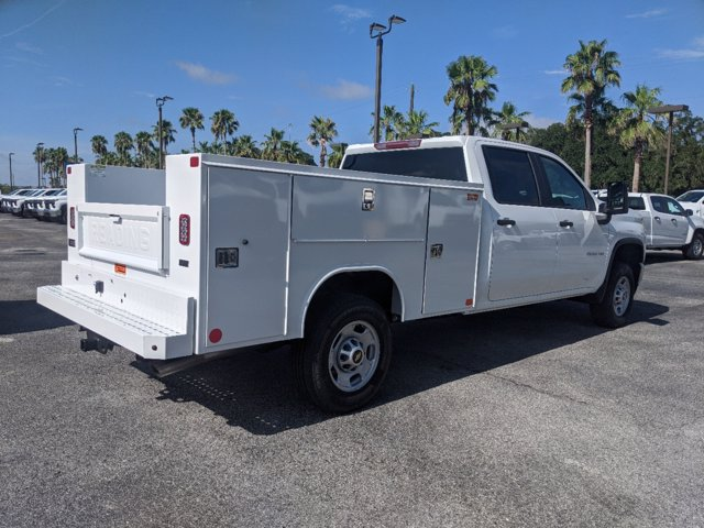 2020 Chevrolet Silverado 2500 Crew Cab 4x2, Reading Service Body #LF198097 - photo 1