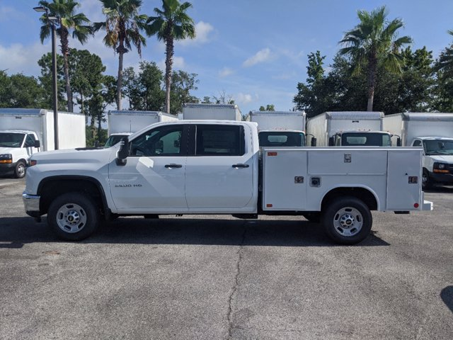 2020 Chevrolet Silverado 2500 Crew Cab RWD, Reading SL Service Body #LF198097 - photo 7
