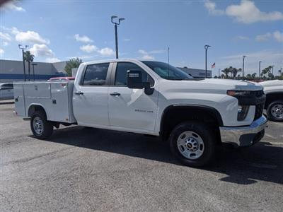 2020 Chevrolet Silverado 2500 Crew Cab RWD, Reading SL Service Body #LF198097 - photo 3