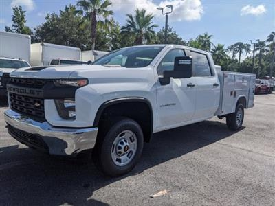 2020 Chevrolet Silverado 2500 Crew Cab RWD, Reading SL Service Body #LF198097 - photo 8