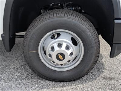 2020 Chevrolet Silverado 3500 Crew Cab DRW 4x4, CM Truck Beds Platform Body #LF239659 - photo 11
