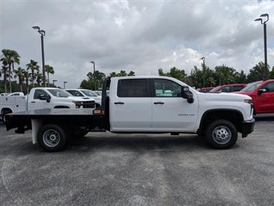 2020 Chevrolet Silverado 3500 Crew Cab DRW 4x4, CM Truck Beds Platform Body #LF239659 - photo 4