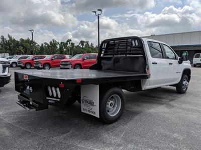2020 Chevrolet Silverado 3500 Crew Cab DRW 4x4, CM Truck Beds Platform Body #LF239659 - photo 2