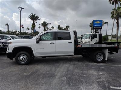 2020 Chevrolet Silverado 3500 Crew Cab DRW 4x4, CM Truck Beds Platform Body #LF239847 - photo 7