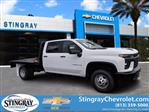 2020 Chevrolet Silverado 3500 Crew Cab DRW 4x4, CM Truck Beds Platform Body #LF239847 - photo 1