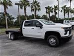 2020 Chevrolet Silverado 3500 Crew Cab DRW 4x4, CM Truck Beds Platform Body #LF239847 - photo 3