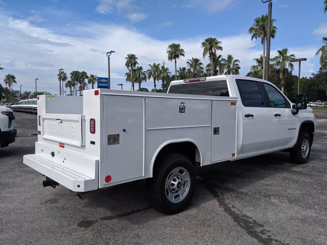 2020 Chevrolet Silverado 2500 Crew Cab 4x2, Reading Service Body #LF248386 - photo 1