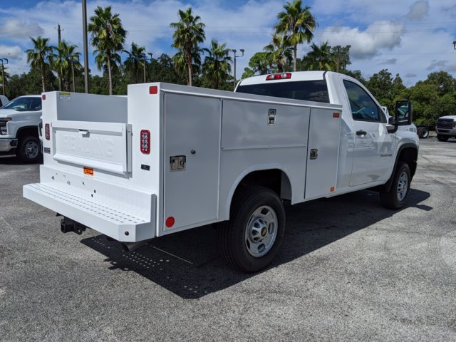 2020 Chevrolet Silverado 2500 Regular Cab RWD, Reading Service Body #LF276373 - photo 1