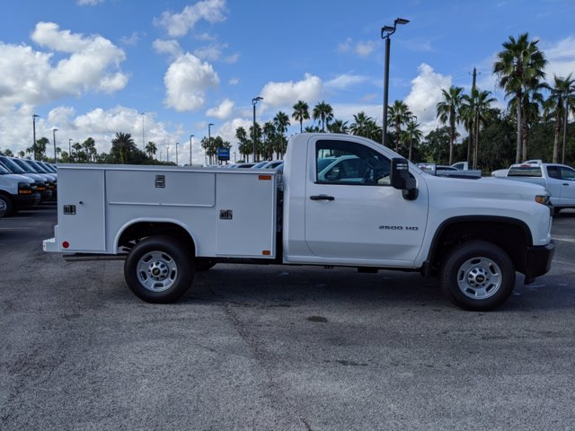 2020 Chevrolet Silverado 2500 Regular Cab RWD, Reading SL Service Body #LF276429 - photo 4