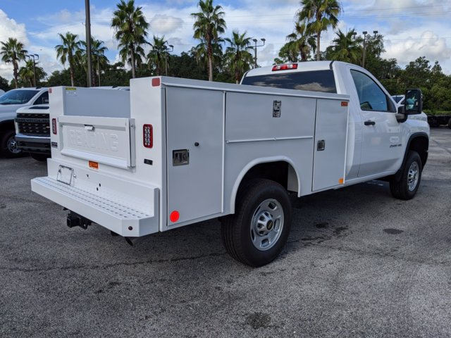 2020 Chevrolet Silverado 2500 Regular Cab RWD, Reading Service Body #LF276429 - photo 1