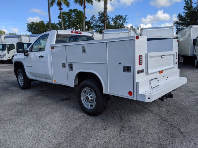 2020 Chevrolet Silverado 2500 Regular Cab RWD, Reading SL Service Body #LF276429 - photo 6