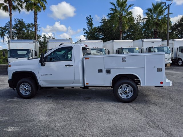 2020 Chevrolet Silverado 2500 Regular Cab RWD, Reading SL Service Body #LF276429 - photo 7