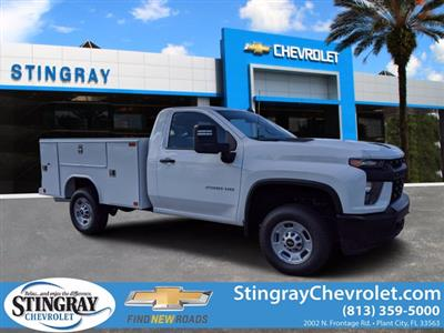 2020 Chevrolet Silverado 2500 Regular Cab RWD, Reading SL Service Body #LF276429 - photo 1