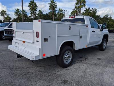 2020 Chevrolet Silverado 2500 Regular Cab RWD, Reading SL Service Body #LF276429 - photo 2