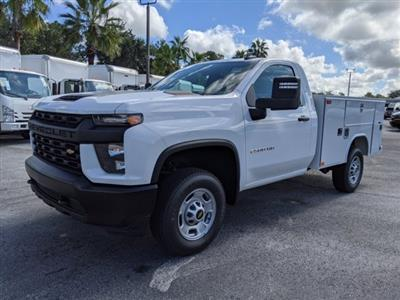 2020 Chevrolet Silverado 2500 Regular Cab RWD, Reading SL Service Body #LF276429 - photo 8