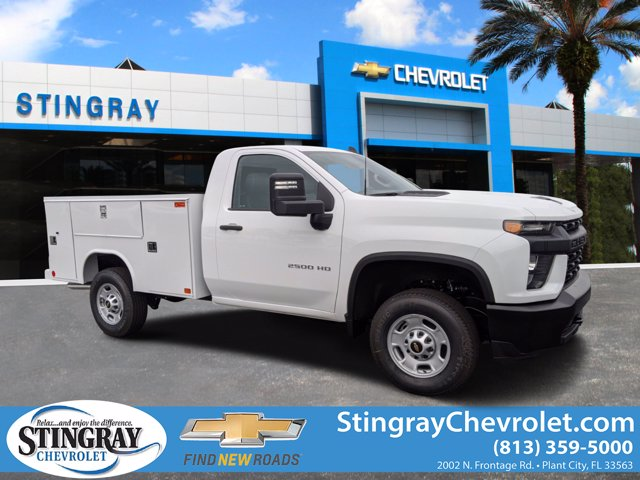 2020 Chevrolet Silverado 2500 Regular Cab RWD, Reading SL Service Body #LF276866 - photo 1
