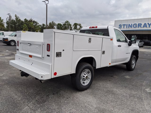 2020 Chevrolet Silverado 2500 Regular Cab RWD, Reading SL Service Body #LF276866 - photo 2