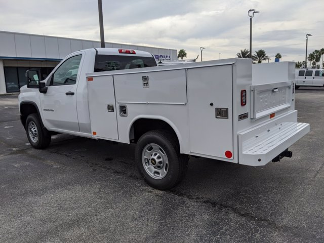 2020 Chevrolet Silverado 2500 Regular Cab RWD, Reading SL Service Body #LF276866 - photo 6
