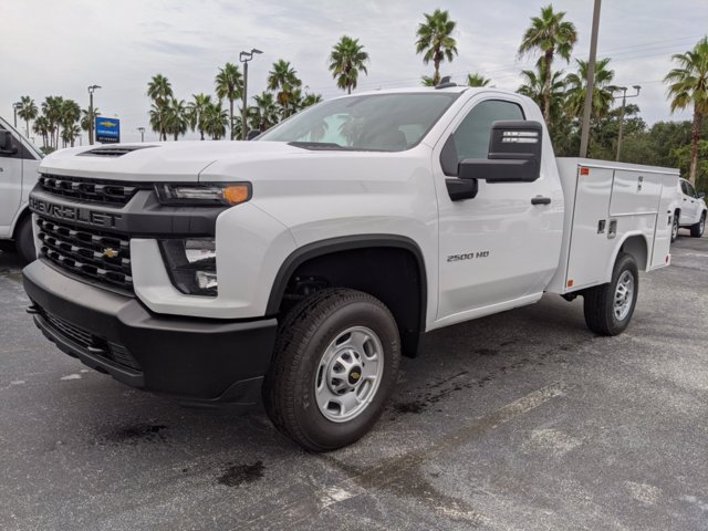 2020 Chevrolet Silverado 2500 Regular Cab RWD, Reading SL Service Body #LF276866 - photo 8