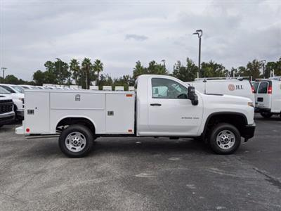 2020 Chevrolet Silverado 2500 Regular Cab RWD, Reading SL Service Body #LF276866 - photo 4