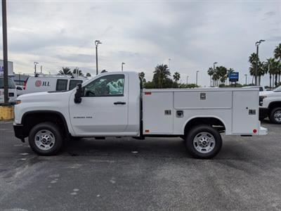 2020 Chevrolet Silverado 2500 Regular Cab RWD, Reading SL Service Body #LF276866 - photo 7