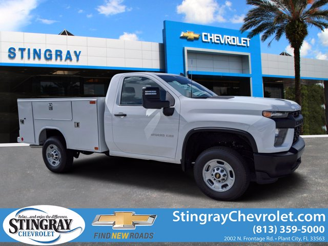 2020 Chevrolet Silverado 2500 Regular Cab RWD, Reading Service Body #LF277005 - photo 1