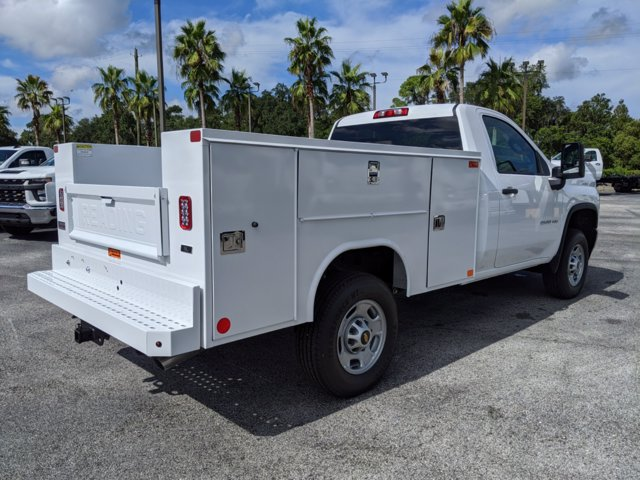 2020 Chevrolet Silverado 2500 Regular Cab RWD, Reading SL Service Body #LF277005 - photo 2
