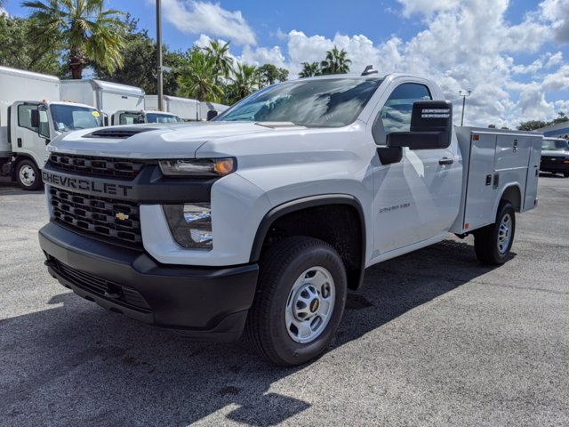 2020 Chevrolet Silverado 2500 Regular Cab RWD, Reading SL Service Body #LF277005 - photo 8