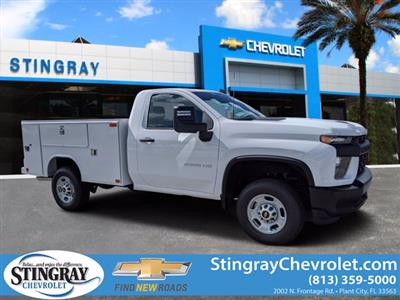 2020 Chevrolet Silverado 2500 Regular Cab RWD, Reading SL Service Body #LF277005 - photo 1