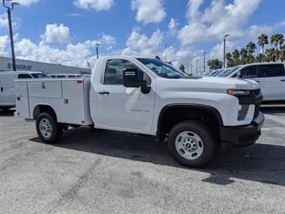 2020 Chevrolet Silverado 2500 Regular Cab RWD, Reading SL Service Body #LF277005 - photo 3
