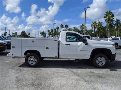 2020 Chevrolet Silverado 2500 Regular Cab RWD, Reading SL Service Body #LF277005 - photo 4
