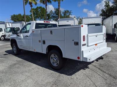 2020 Chevrolet Silverado 2500 Regular Cab RWD, Reading SL Service Body #LF277073 - photo 6