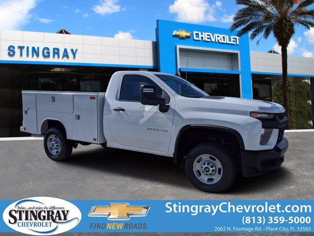 2020 Chevrolet Silverado 2500 Regular Cab RWD, Reading Service Body #LF277111 - photo 1