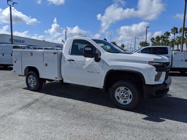 2020 Chevrolet Silverado 2500 Regular Cab RWD, Reading SL Service Body #LF277111 - photo 3